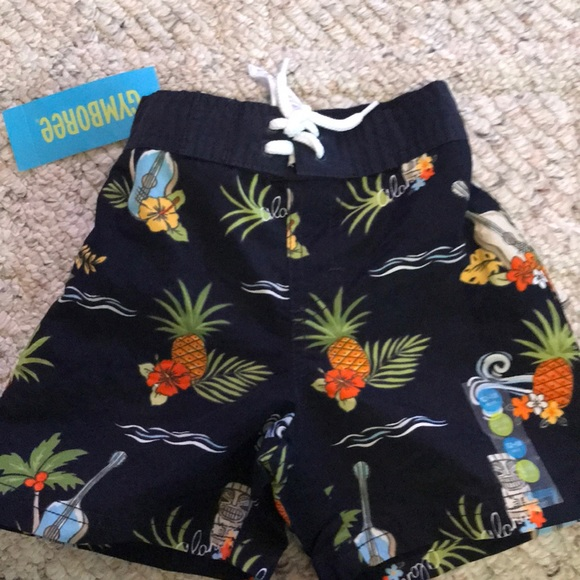 eca58bf7e5 Gymboree Swim | Infant Boys Nwt Trunks Size 1218 Mo | Poshmark
